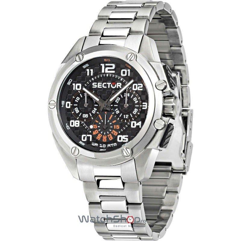 Ceas Sector 950 R3253581005 Cronograf Barbatesc Original de Lux