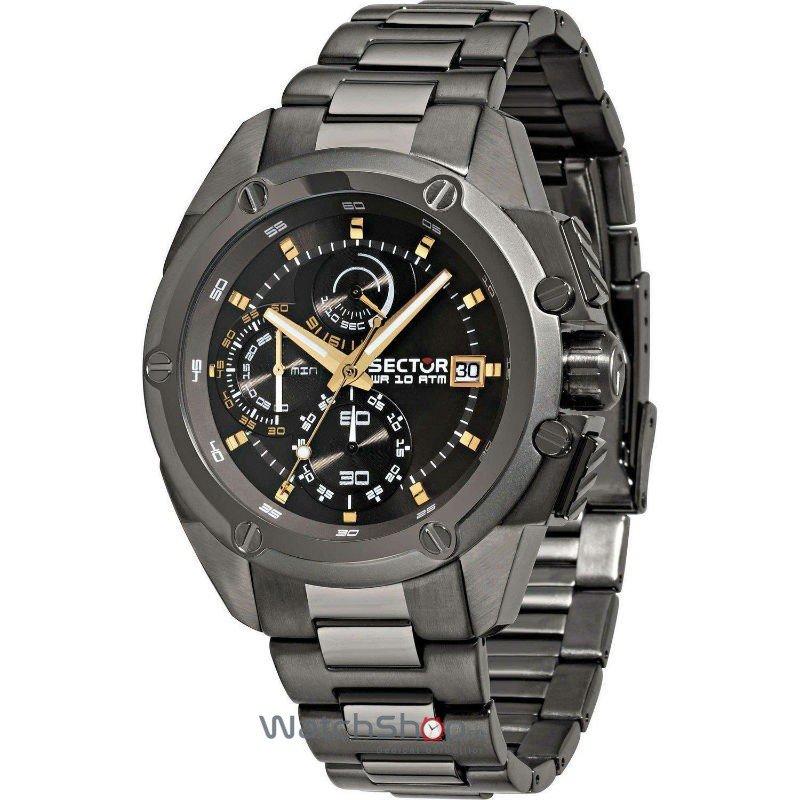 Ceas Sector 950 R3273981004 Cronograf Barbatesc Original de Lux
