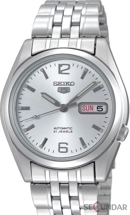 Ceas Seiko 5 Automatic SNK385K1 Barbatesc de Mana Original