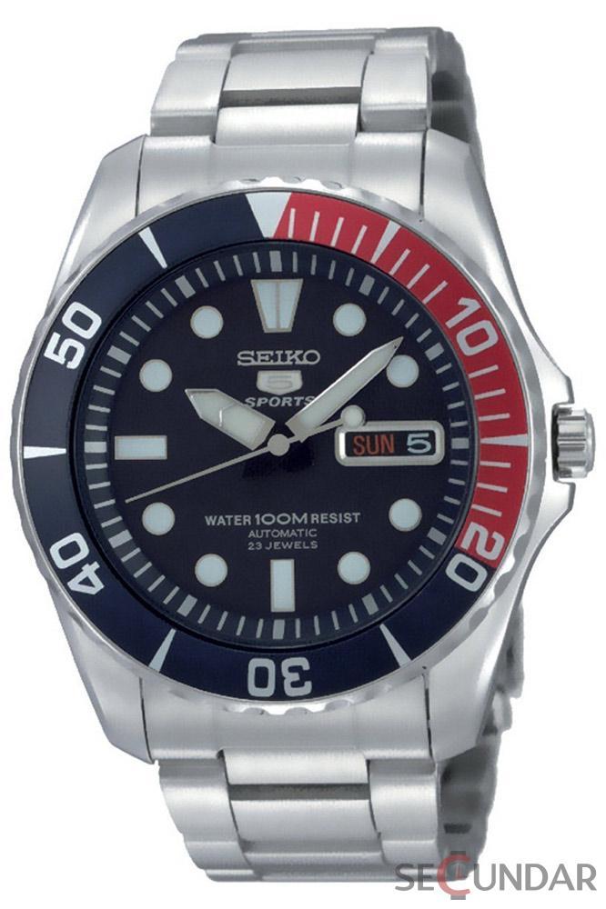 Ceas Seiko 5 Automatic SNZF15K1 Barbatesc de Mana Original