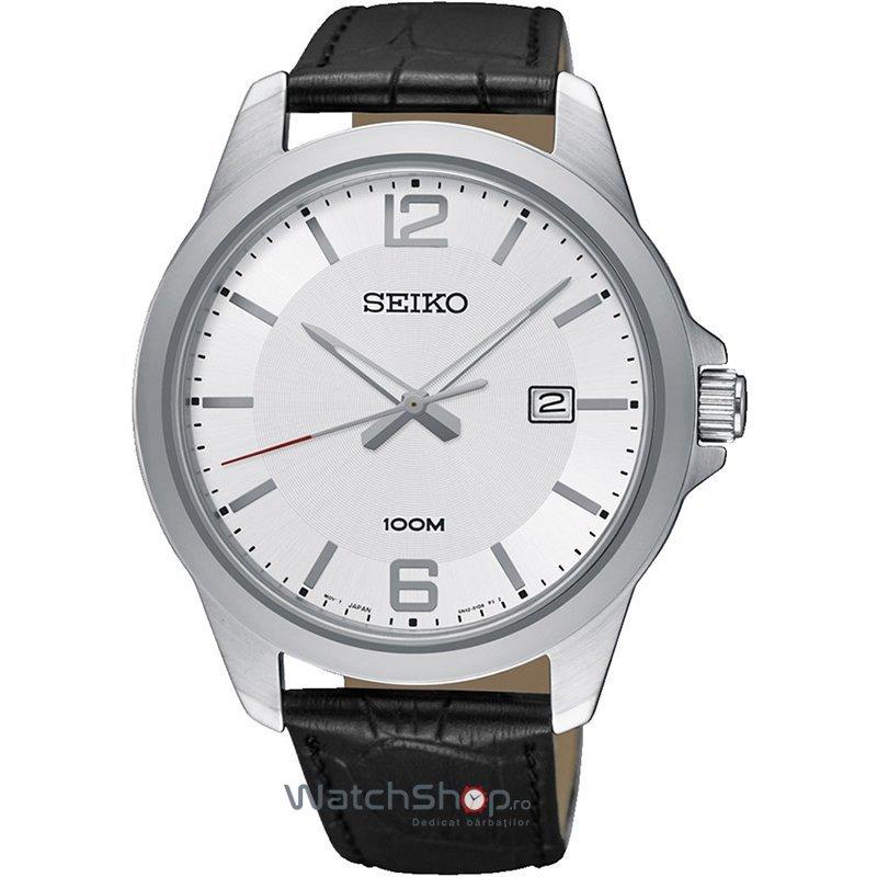 Ceas Seiko CLASSIC SUR249P1 de mana pentru barbati