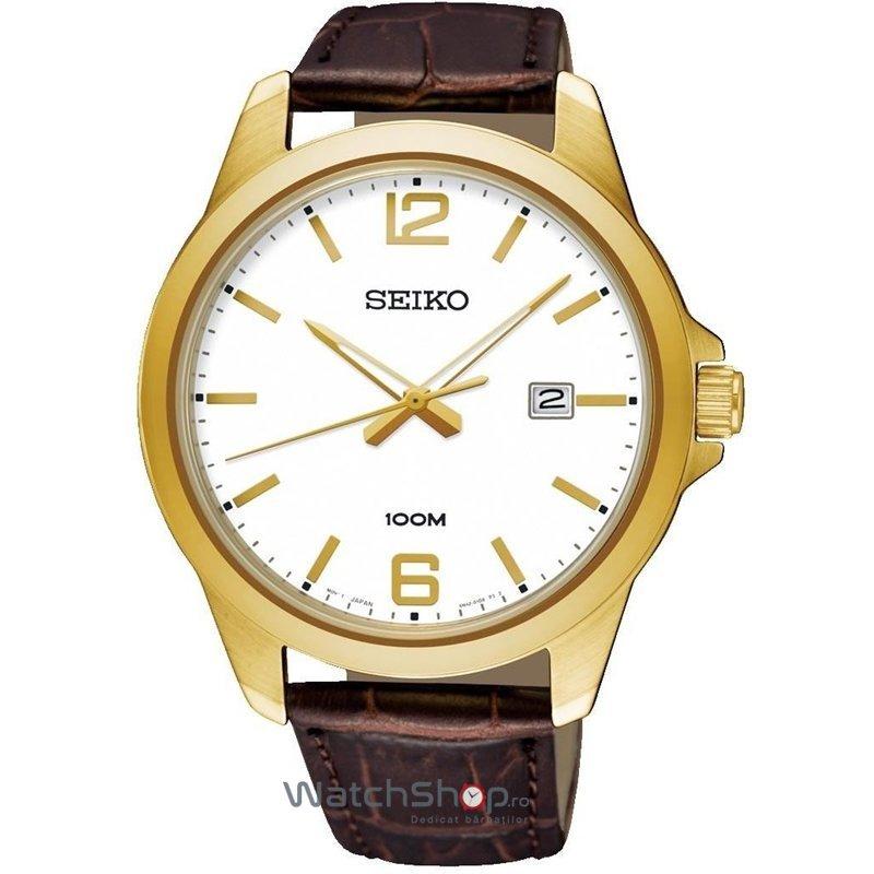 Ceas Seiko CLASSIC SUR252P1 de mana pentru barbati