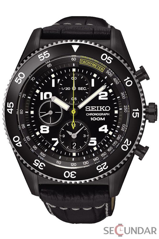 Ceas Seiko SNDG61P1 Cronograf Barbatesc de Mana Original