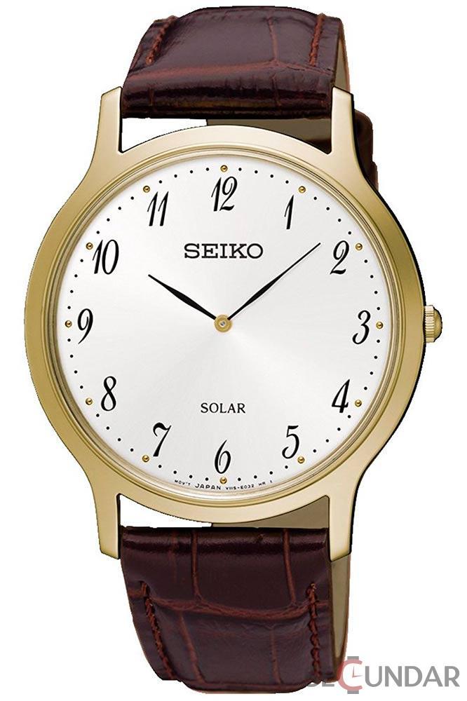 Ceas Seiko Solar SUP860P1 Barbatesc de Mana Original