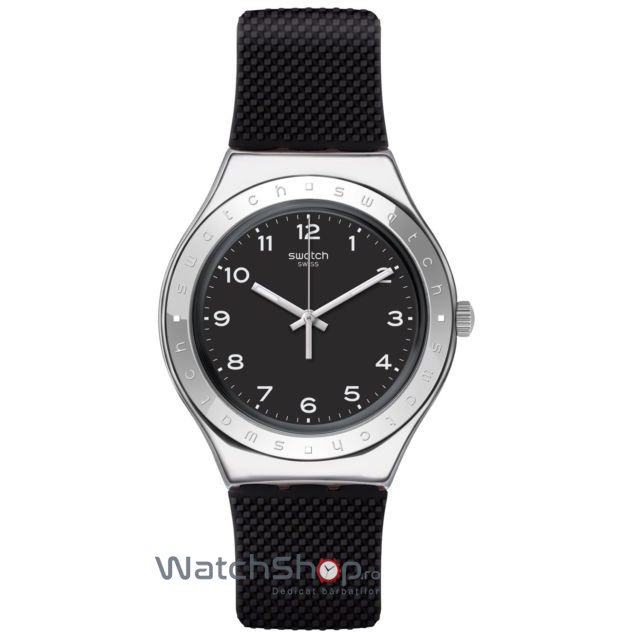 Ceas Swatch IRONY YGS137 CHARBON de mana pentru barbati