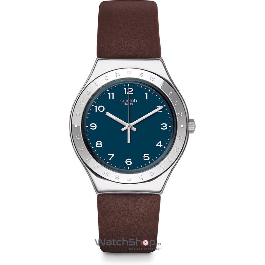 Ceas Swatch IRONY YGS139 TANNAGE de mana pentru barbati