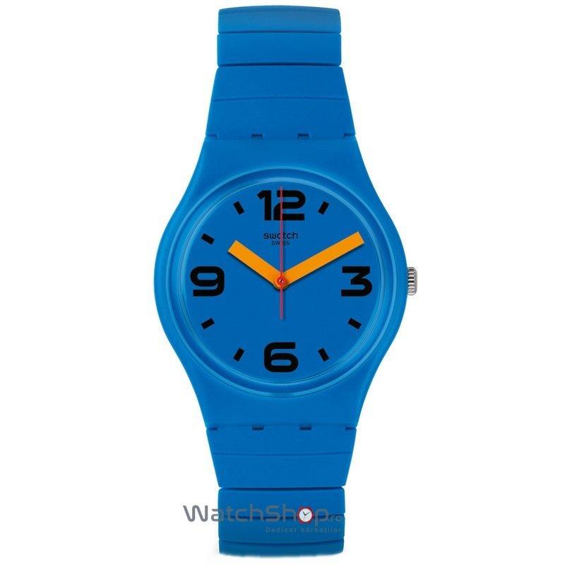 Ceas Swatch ORIGINALS GN251A Pepeblu de mana pentru barbati