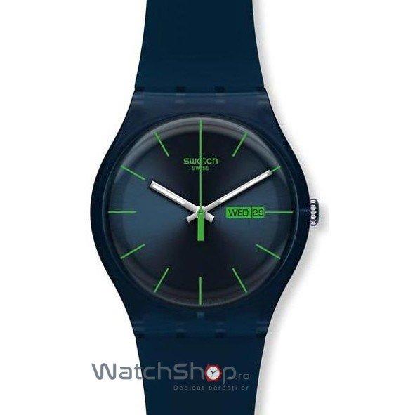 Ceas Swatch ORIGINALS NEW GENT SUON700 Blue Rebel de mana pentru barbati