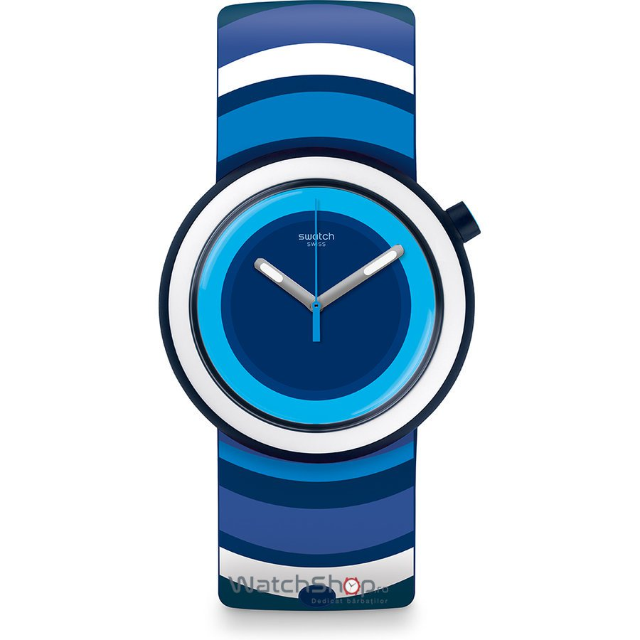Ceas Swatch ORIGINALS PNN104 POPSPLASH de mana pentru barbati
