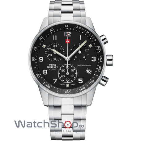 Ceas Swiss Military BY CHRONO SM34012.01 Chronograf Barbatesc Original de Lux