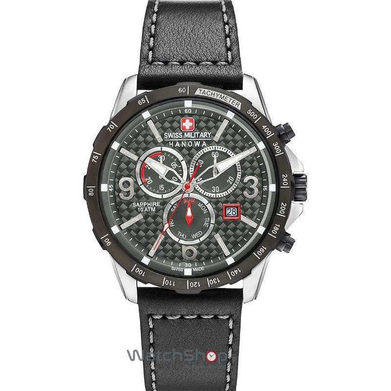 Ceas Swiss Military BY HANOWA 06-4251.33.001 Ace Chrono Barbatesc Original de Lux