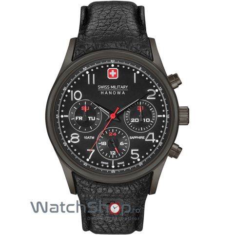 Ceas Swiss Military BY HANOWA 06-4278.13.007 Barbatesc Original de Lux