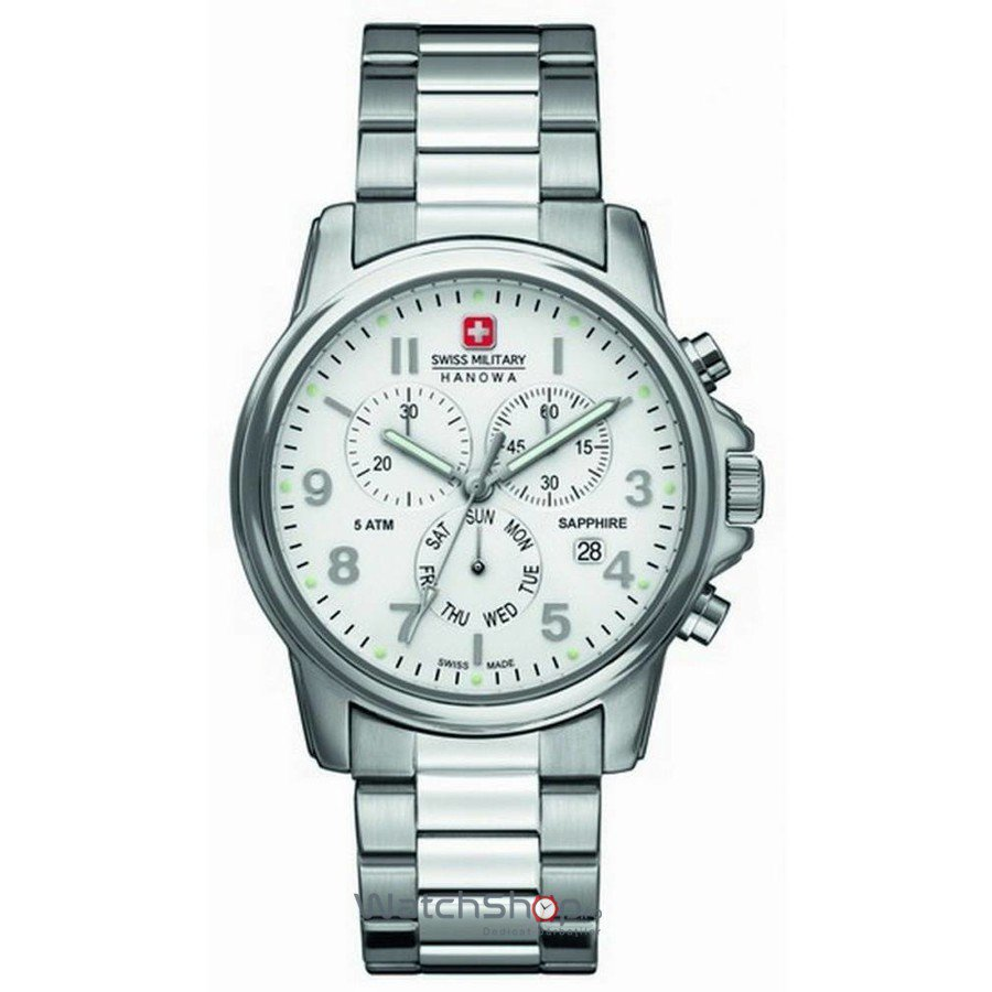 Ceas Swiss Military BY HANOWA 06-5233.04.001 Barbatesc Original de Lux