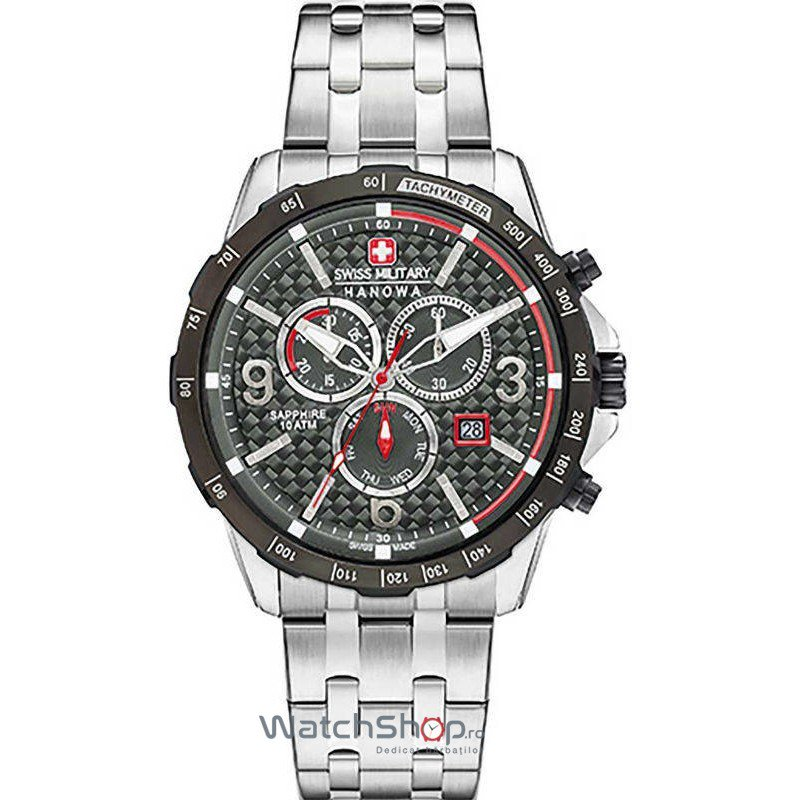 Ceas Swiss Military BY HANOWA 06-5251.33.001 Ace Chrono Barbatesc Original de Lux