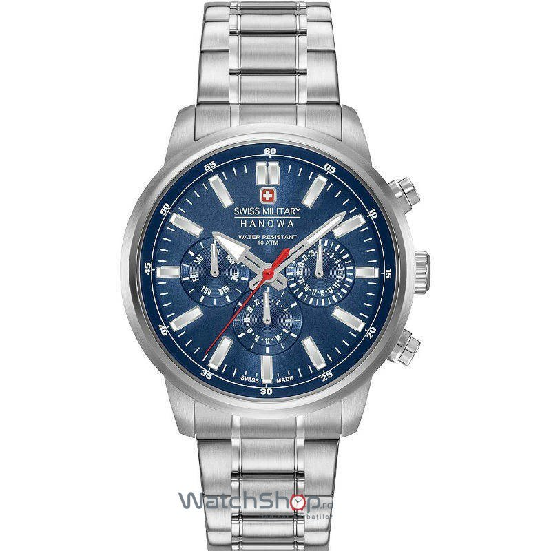 Ceas Swiss Military BY HANOWA 06-5285.04.003 Horizon Barbatesc Original de Lux