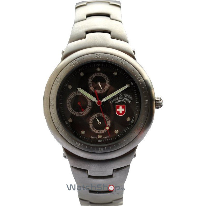 Ceas Swiss Military SPORT 1691 Barbatesc Original de Lux