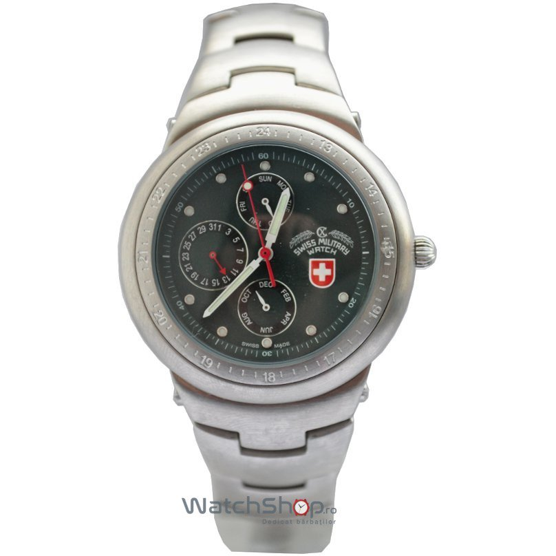 Ceas Swiss Military SPORT 1693 Barbatesc Original de Lux
