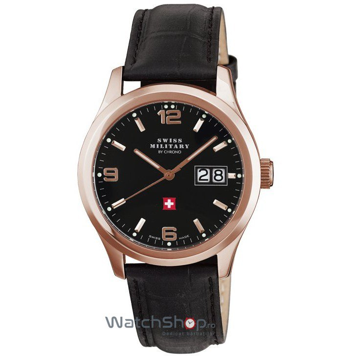 Ceas Swiss Military by CHRONO SM34004.10 Barbatesc Original de Lux