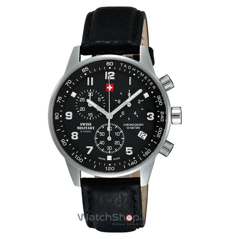 Ceas Swiss Military by CHRONO SM34012.05 Barbatesc Original de Lux