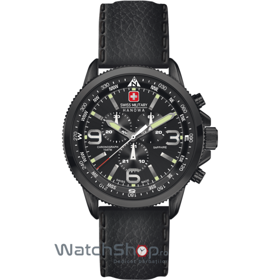 Ceas Swiss Military by HANOWA 06-4224.13.007 Arrow Barbatesc Original de Lux