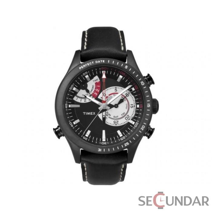 Ceas Timex INTELLIGENT QUARTZ TW2P72600 Chrono Timer Barbatesc de Mana Original