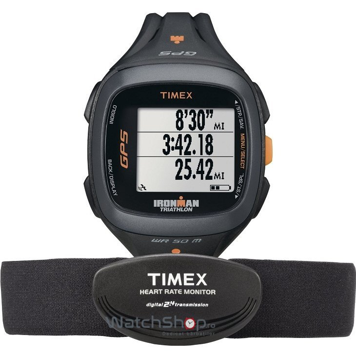 Ceas Timex IRONMAN T5K742 Triathlon Set Barbatesc Original de Lux