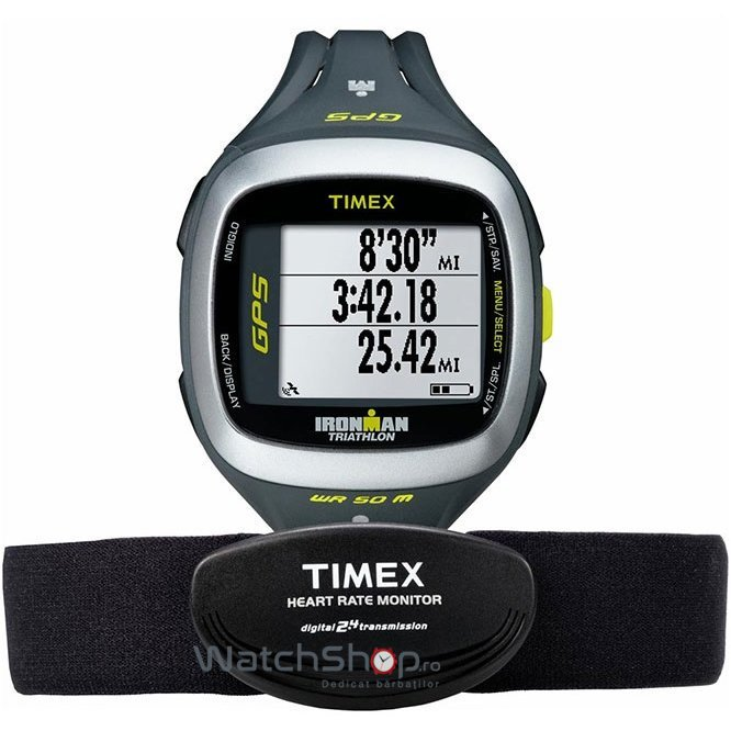 Ceas Timex IRONMAN T5K743 Triathlon Set Barbatesc Original de Lux