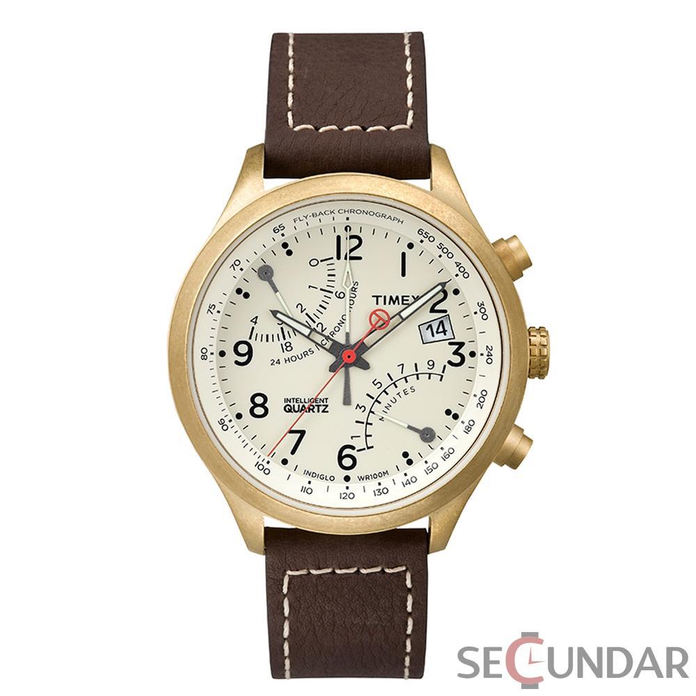 Ceas Timex Intelligent Quartz T2P510 Barbatesc de Mana Original