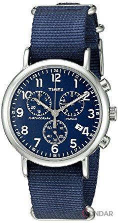 Ceas Timex WEEKENDER TW2P71300 Barbatesc de Mana Original