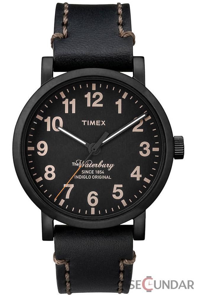 Ceas Timex Waterbury TW2P59000 Barbatesc de Mana Original