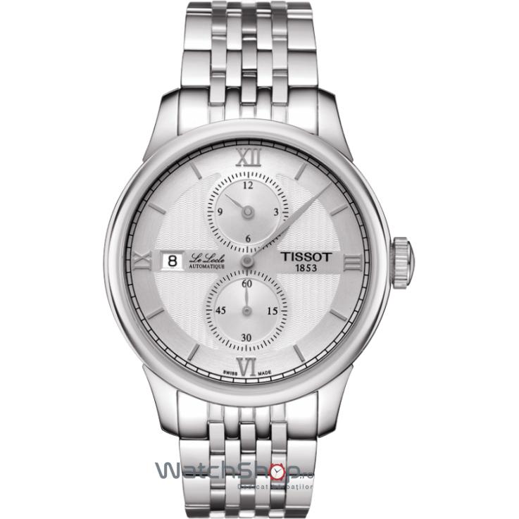 Ceas Tissot T-CLASSIC T006.428.11.038.02 Le Locle Automatic Régulateur de mana pentru barbati