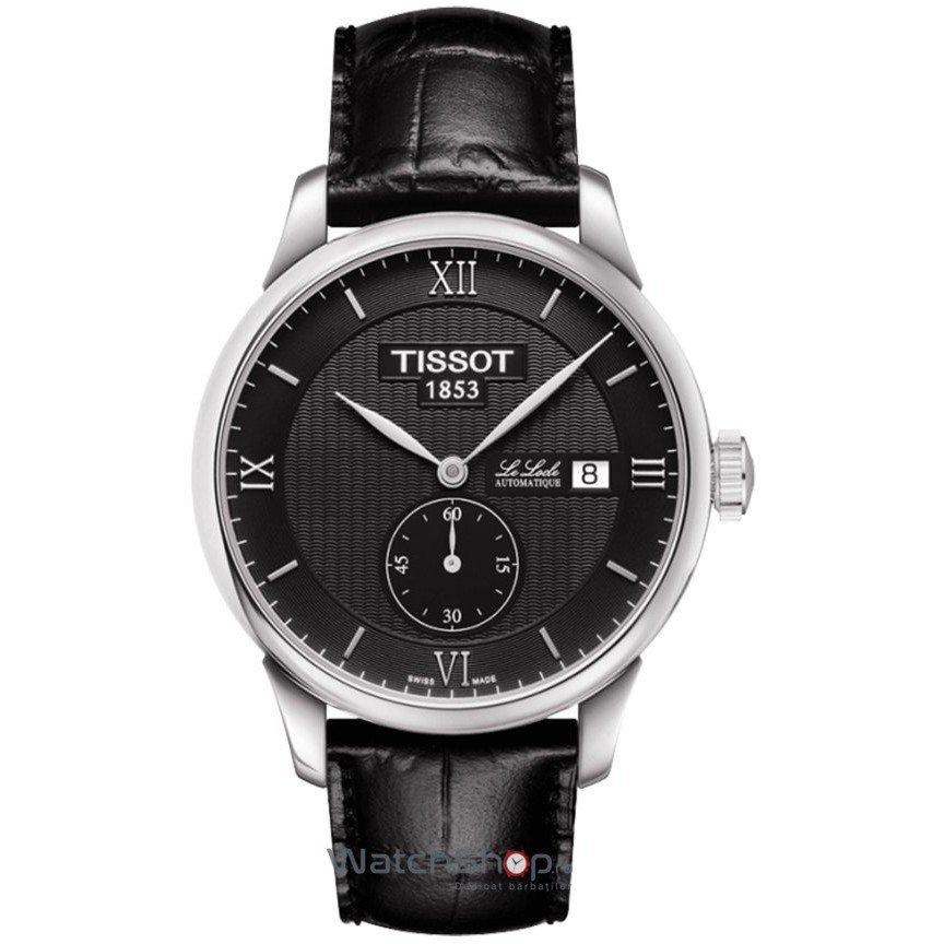 Ceas Tissot T-CLASSIC T006.428.16.058.01 Le Locle Automatic Pettite Seconde de mana pentru barbati