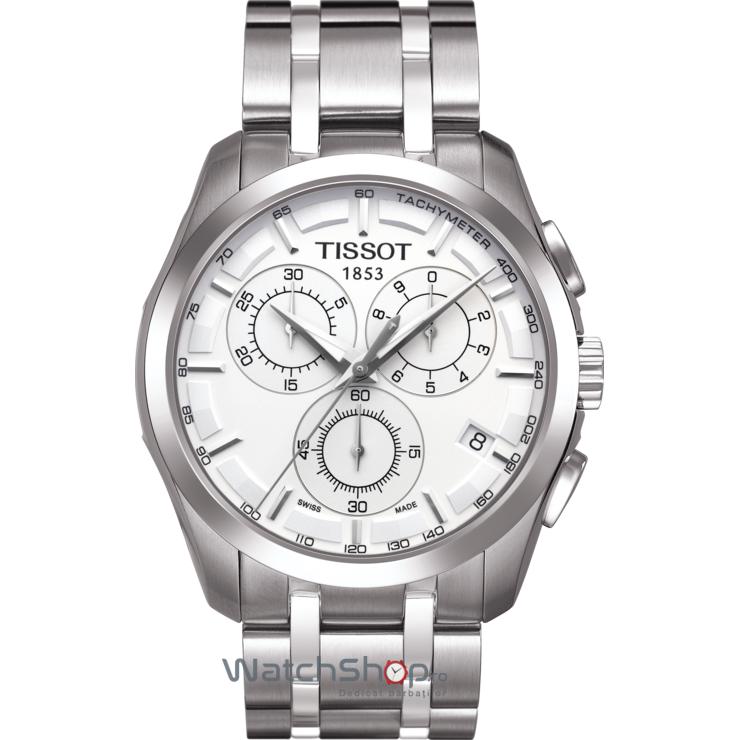 Ceas Tissot T-CLASSIC T035.617.11.031.00 Couturier de mana pentru barbati