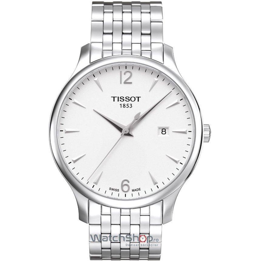 Ceas Tissot T-CLASSIC T063.610.11.037.00 Tradition de mana pentru barbati