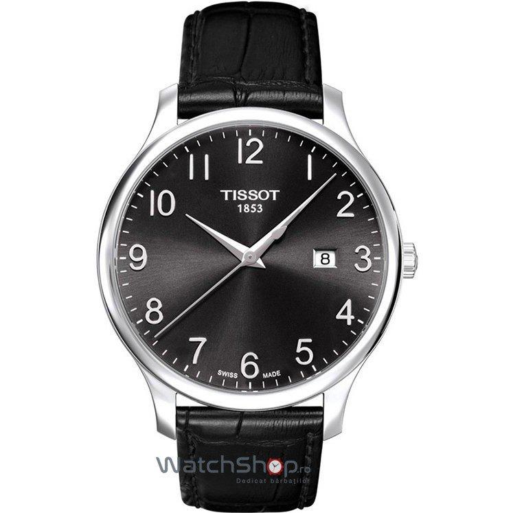 Ceas Tissot T-CLASSIC T063.610.16.052.00 Tradition de mana pentru barbati