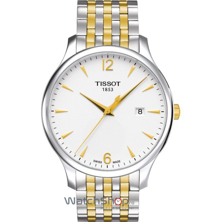 Ceas Tissot T-CLASSIC T063.610.22.037.00 Tradition de mana pentru barbati