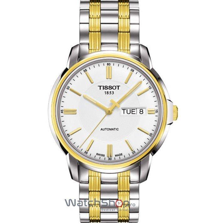 Ceas Tissot T-CLASSIC T065.430.22.031.00 Automatics III de mana pentru barbati