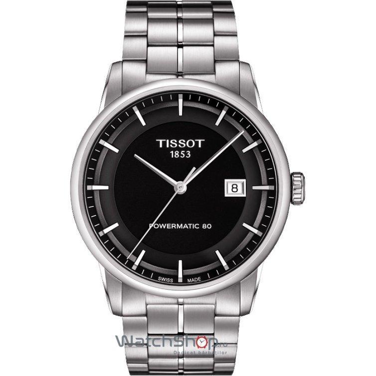 Ceas Tissot T-CLASSIC T086.407.11.051.00 Luxury Automatic de mana pentru barbati