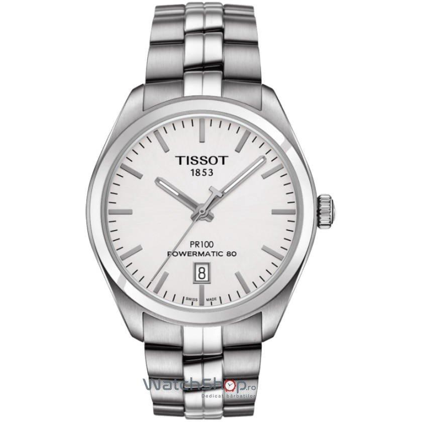 Ceas Tissot T-CLASSIC T101.407.11.031.00 PR 100 Automatic de mana pentru barbati