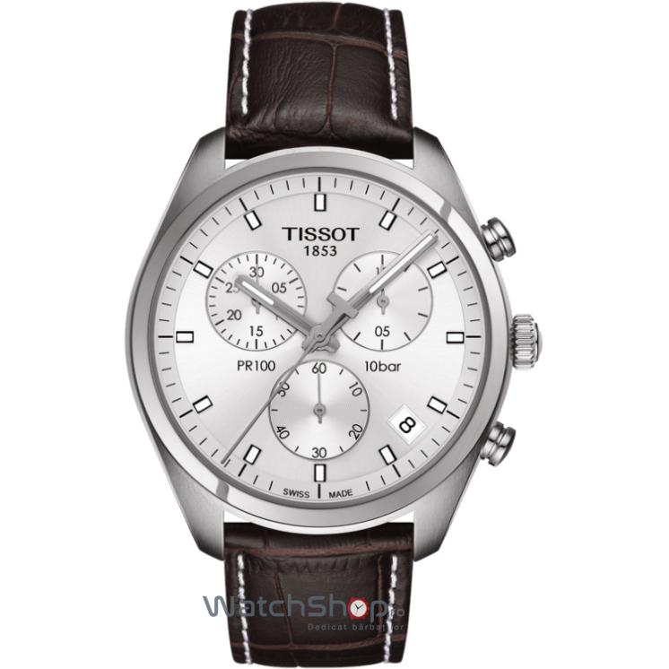 Ceas Tissot T-CLASSIC T101.417.16.031.00 PR 100 Cronograf de mana pentru barbati