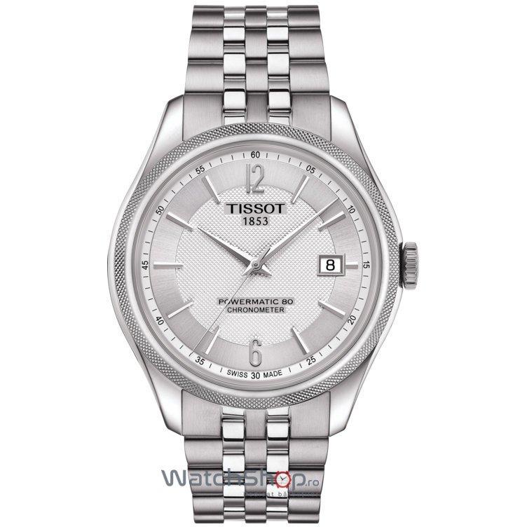Ceas Tissot T-CLASSIC T108.408.11.037.00 Ballade Powermatic 80 COSC de mana pentru barbati