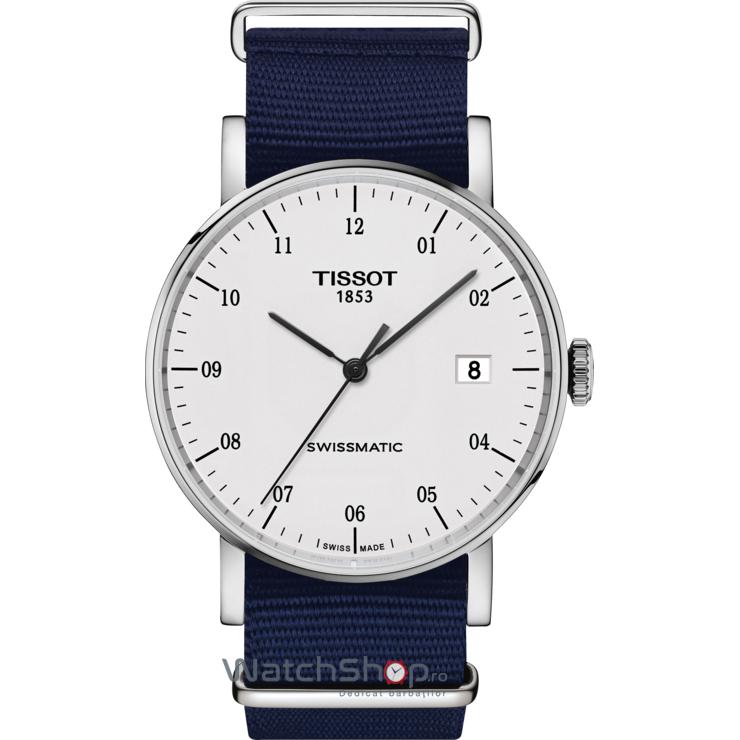 Ceas Tissot T-CLASSIC T109.407.17.032.00 Swissmatic de mana pentru barbati