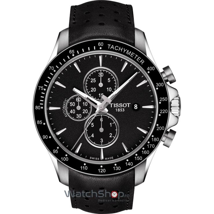 Ceas Tissot T-PORT T106.427.16.051.00 V8 Cronograf de mana pentru barbati