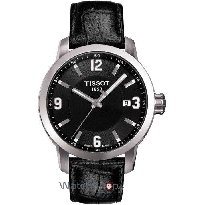 Ceas Tissot T-SPORT T055.410.16.057.00 PRC 200 Black de mana pentru barbati