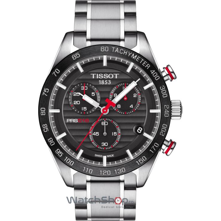 Ceas Tissot T-SPORT T100.417.11.051.01 PRS 516 Cronograf de mana pentru barbati