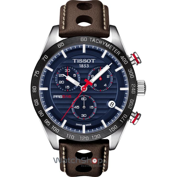 Ceas Tissot T-SPORT T100.417.16.041.00 PRS 516 Cronograf de mana pentru barbati