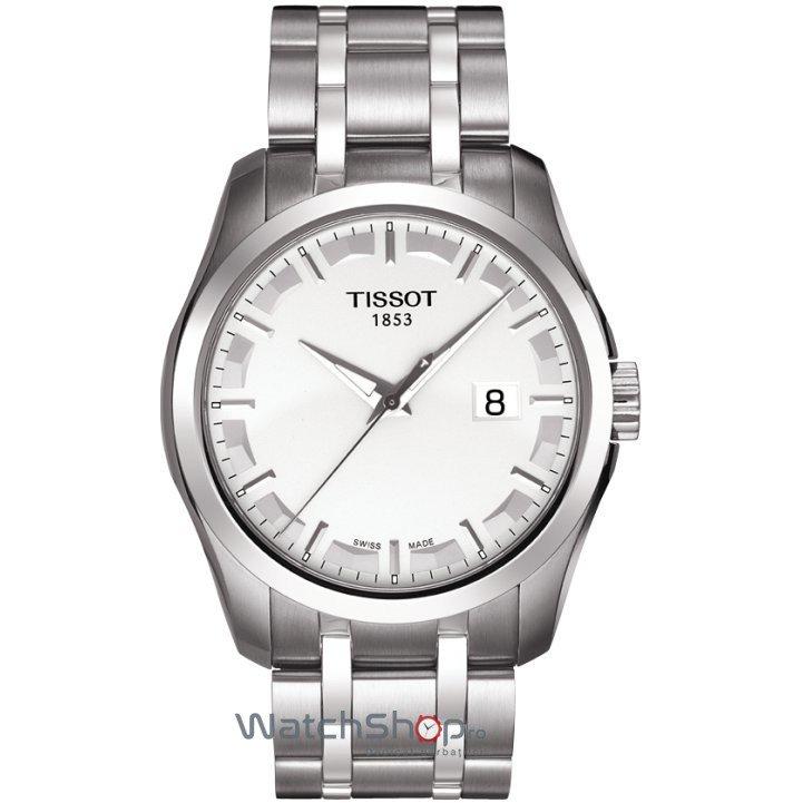 Ceas Tissot T-TREND T035.410.11.031.00 Couturier de mana pentru barbati
