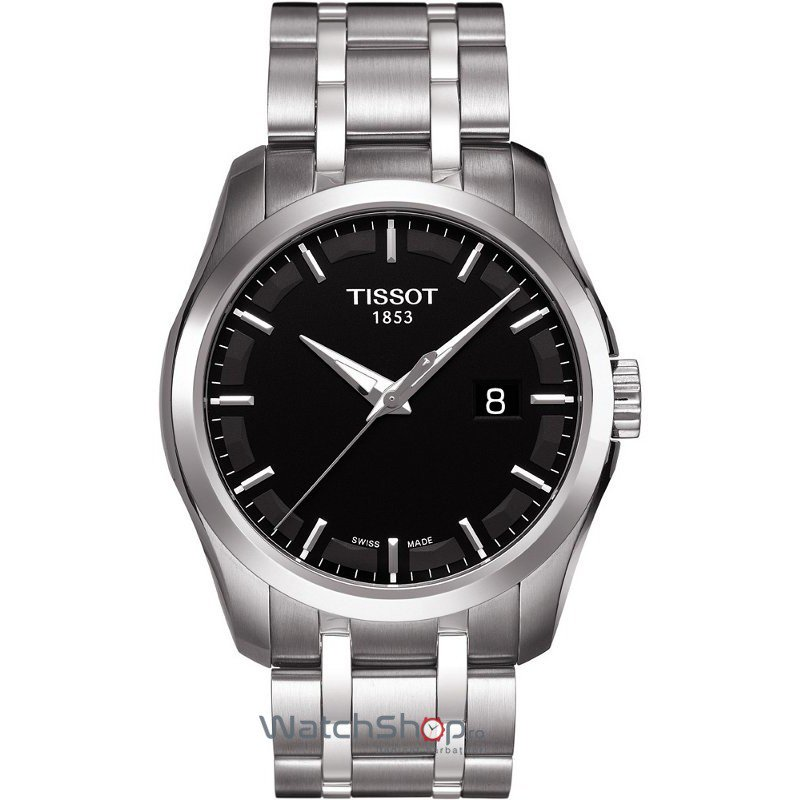 Ceas Tissot T-TREND T035.410.11.051.00 Couturier de mana pentru barbati