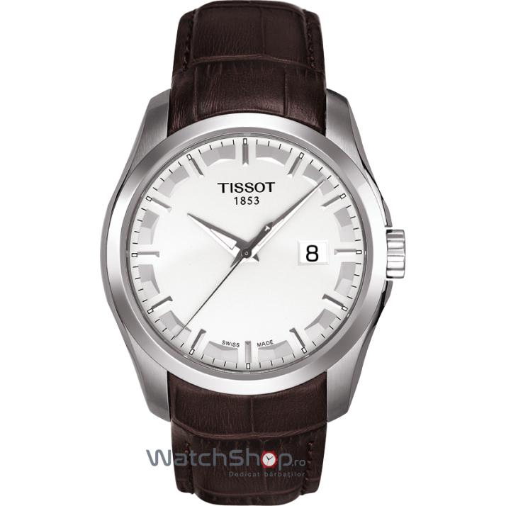 Ceas Tissot T-TREND T035.410.16.031.00 Tissot Couturier de mana pentru barbati