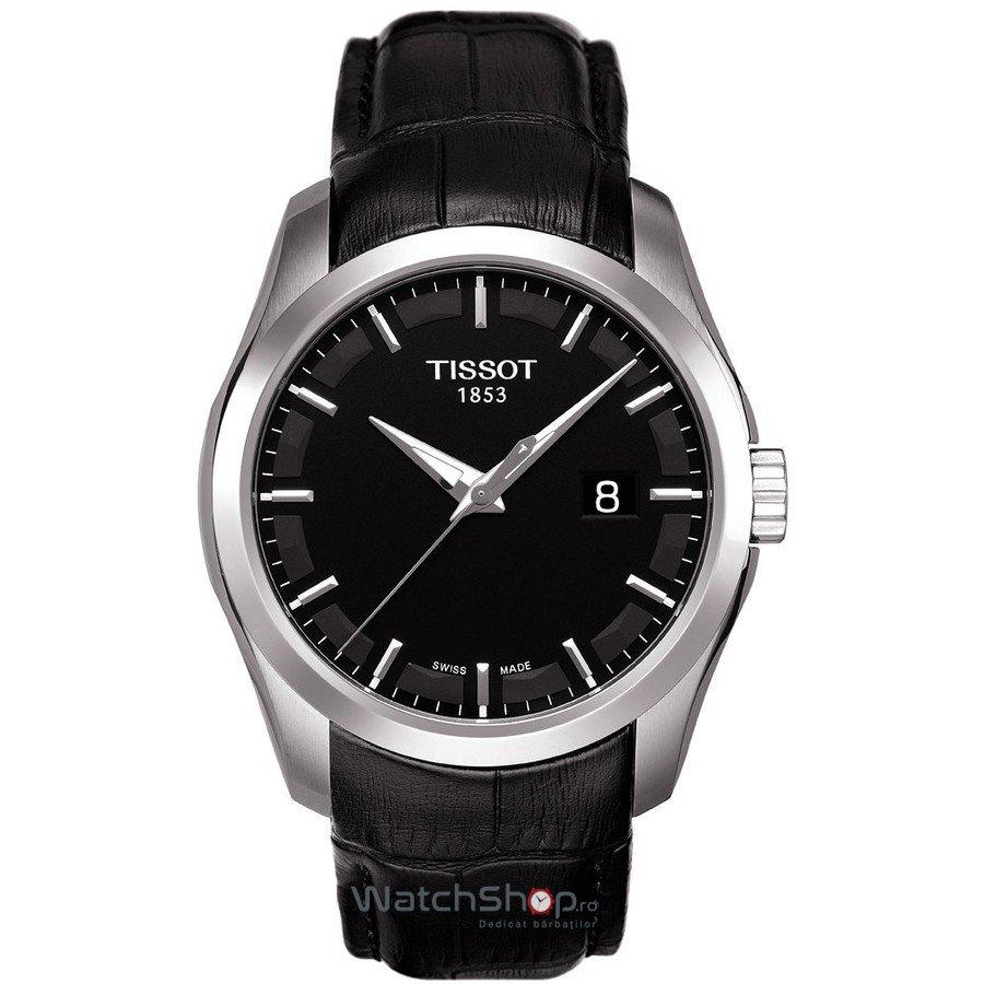 Ceas Tissot T-TREND T035.410.16.051.00 Tissot Couturier de mana pentru barbati